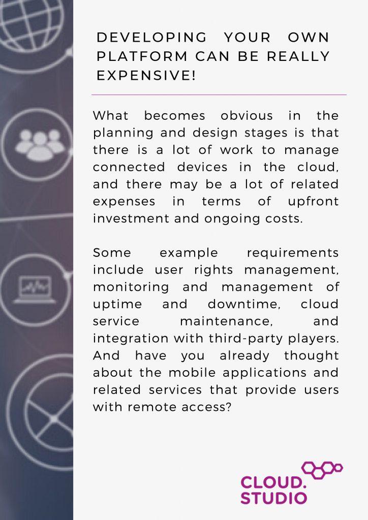 Own IoT Platforma Development