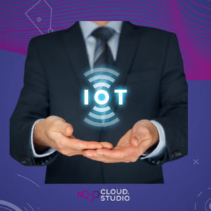 what is iot by cloud studio