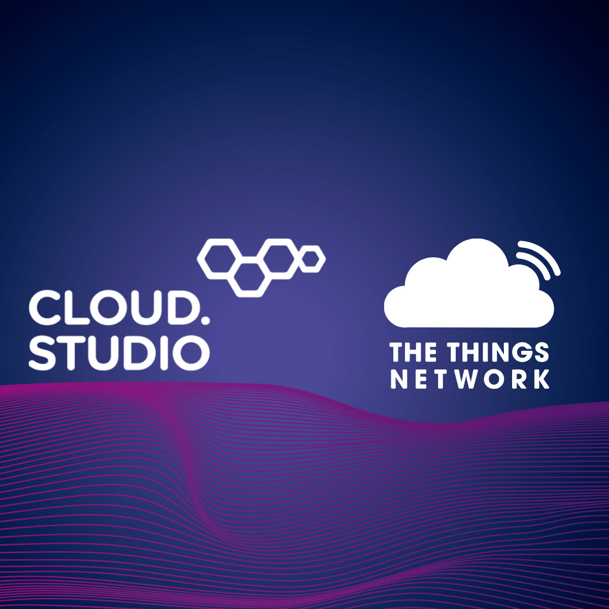 The Things Stack network and gear studio integration